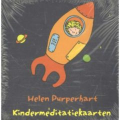Planet Happy Helen Purperhart - Kindermeditatiekaarten