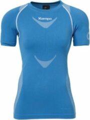 Kempa Attitude Pro Shirt Dames - Lichtblauw / Wit - maat XS/S