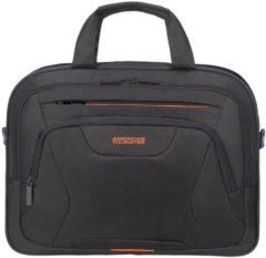 """American Tourister AT Work Laptop Bag 15.6"""" Black/Orange"""