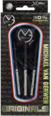Xq Max Michael Van Gerwen Dartset Softtip Zwart 18 Gram