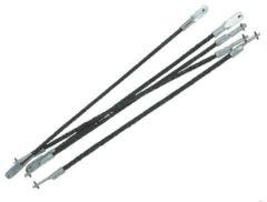 Silverline Tct Tegelzaagbladen (300 mm, 5 Stuks )