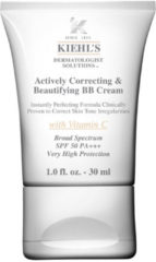 Kiehl's Gesichtspflege Feuchtigkeitspflege Dermatologist Solutions Actively Correcting and Beautifying BB Cream SPF 50 Light 30 ml