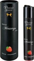 Plaisirs Secrets - Massage Olie - Wilde Aardbei