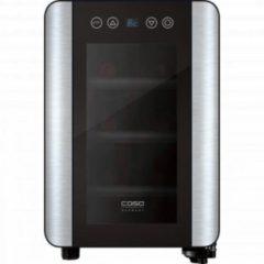 CASO Design Weinkühlschrank WineCase 6, A, 40 cm hoch