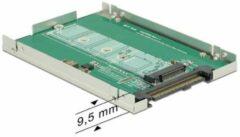 DeLOCK 62710 2.5? Converter U.2 SFF-8639 > M.2 NVMe Key M