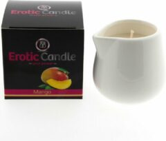 Erotic Candle Massage Kaars - Mango