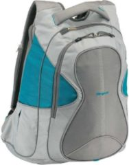 Grijze Targus Contour Backpack 15.4, Blue