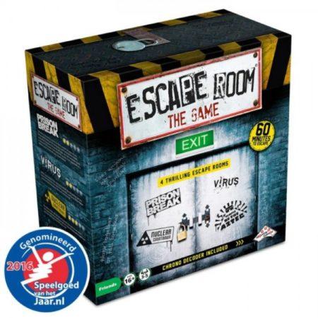 Afbeelding van Identity Games Escape Room The Game basisspel - Gezelschapsspel