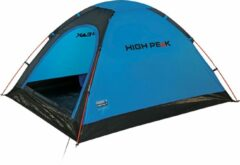 High Peak Monodome Pu Koepeltent - Blauw - 2 Persoons