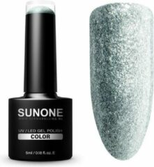 SUNONE UV/LED Hybrid Gel Glitter Nagellak 5ml. - M03 Mika