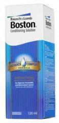 Bausch & Lomb Boston Solutions contact lenses fluid hard lenses (1 Bottle of 120 ml)
