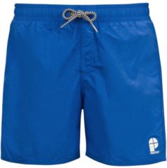 Blauwe Protest CULTURE JR Jongens Zwemshort - True Blue - Maat 152