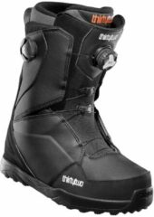 Zwarte ThirtyTwo Lashed Double Boa Mens Snowboardboots