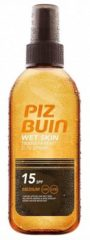 BestPriceAlarm Piz Buin Wet Skin Transparent Sun Spray SPF15 150 ml