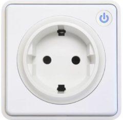 Lightwave Stopcontact L41TFWH Wit Apple HomeKit, Alexa (apart basisstation nodig), Google Home (apart basisstation nodig), IFTTT (apart basisstation nodig)