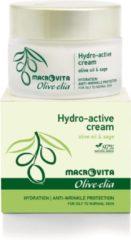 Macrovita Olive-elia Hydro-Active Cream (vette tot normale huid)