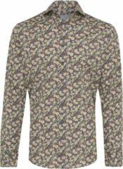 Gele Tresanti shirt bloem