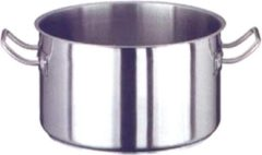 Grijze Paderno Gm2000 Kookpot Middelhoog 15,4l D32xh19,5cm
