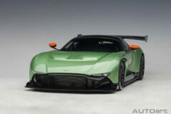 "AutoArt 1/18 Aston Martin Vulcan - 2015 ""Apple Tree groen metallic"""