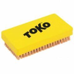 Toko - Base Brush Copper - Borstel geel
