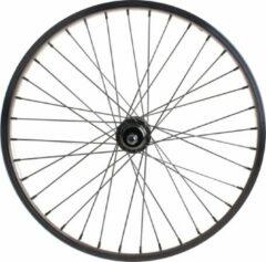 Roland Achterwiel Alesa Freewheel 20 X 1.75 Inch Velgrem Alu Zilver