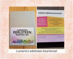 Lumeria's edelsteen kaartenset + Doosje - Boek Klaske Goedhart (9492484277)