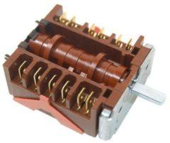 Balay, Bosch, Siemens Wahlschalter ( mit Lichtfunktiont) für Ofen 602732, 00602732