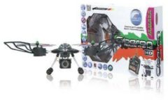 Groene Jamara R/C Drone Oberon Altitude 4+6 Channel RTF / Photo / Video / With Lights / 360 Flip 2.4 GHz Control Green