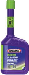 Transparante Wynn's - 55963 - Injectie +Plus+ Reiniger - 325ml