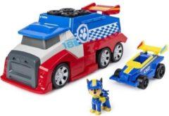 PAW Patrol, Ready, Race, Rescue Mobiele Pitstop-teamvoertuig met geluiden, voor kinderen vanaf 3 jr.