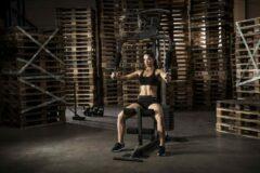 Groene Tunturi HG10 Krachtstation - Home Gym - Fitness krachtstation