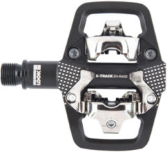 Zwarte Look X-Track Rage MTB Pedals - Klikpedalen