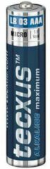 Tecxus LR03 10-BL Alkaline 1.5V niet-oplaadbare batterij