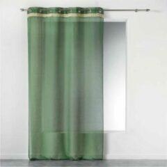 Livettti.NL Livetti | Vitrage - Net Curtain | 140x240 | Groen | Polyester