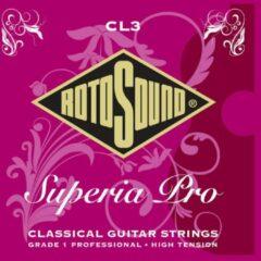 Rotosound CL3 Superia Pro klassieke gitaarsnaren