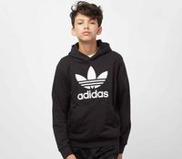 Zwarte Kleding Trefoil Hoodie J by adidas originals