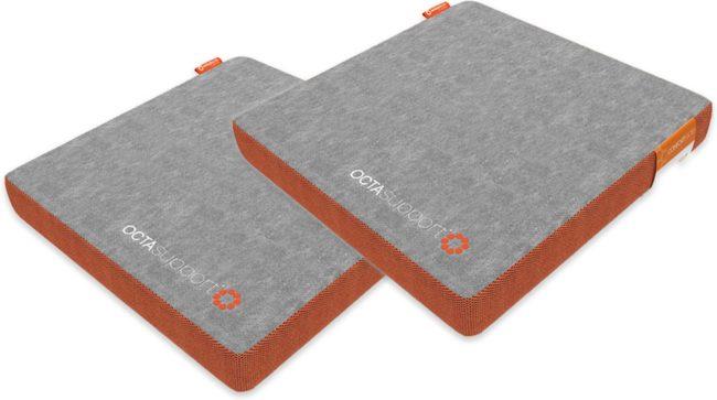 Afbeelding van Oranje OctaSupport Seat Cushion - 2 Stuks - Zitkussen