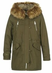 Groene Parka Jas Betty London HARI