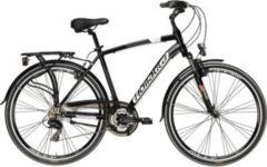 28 Zoll Herren Trekking Fahrrad 21 Gang Adriatica Sity 2... schwarz, 50cm