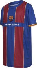 Blauwe Geen merk / fanartikel FC Barcelona Voetbaltenue Frenkie de Jong Thuis 2020-2021 Kids