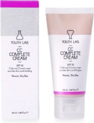 Huidskleurige YOUTH LAB - CC Complete Cream - Normal Dry Skin - SPF30