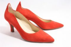 Lilian 11243b pumps Rood 39 (UK 6)