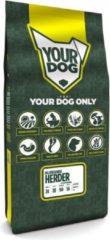 12 kg Yourdog majorcaanse herder volwassen hondenvoer