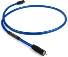 Blauwe The Chord Company Clearway Digital 1RCA to 1RCA 0.5m - Digitaal coaxiaal kabel