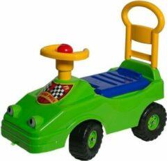 Dohany Toys Loopauto, Formule 1 auto, Loopfiets Groen