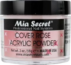 Roze Mia Secret Cover Acryl Poeder Rose 60ml.