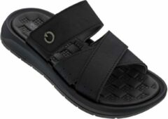 Grijze Cartago Santorini Slide Grey/black 47 EU