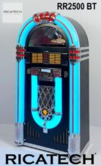 Ricatech RR2500 Black Classic LED Jukebox