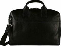 Zwarte MYOMY MY PHILIP BAG Business Laptoptas - rambler black