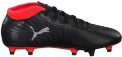 Fußballschuhe One 18.4 FG Jr mit Nockenprofil 104557-01 Puma Puma Black-Puma Silver-Red Blast
